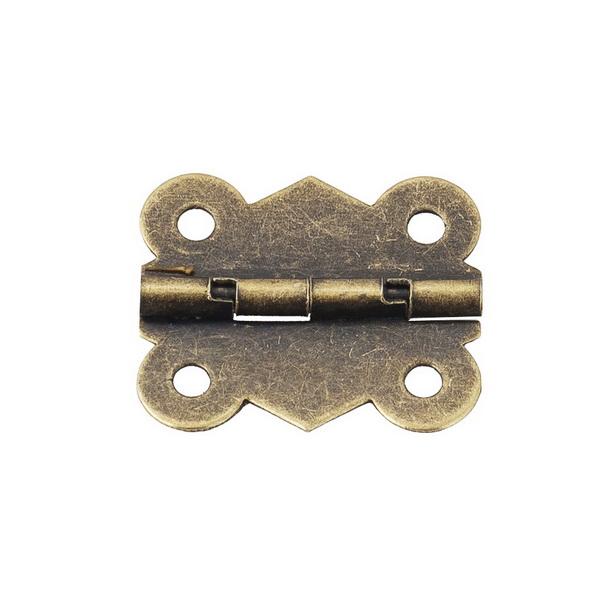Петля D-018 бронза