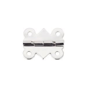 Петля D-019 серебро