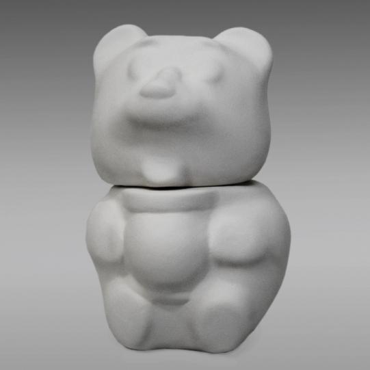 Медведь, ёмкость для мёда