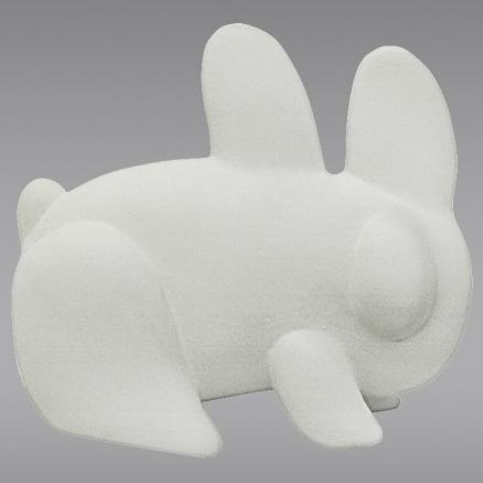 Заяц лежачий