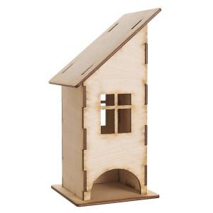 Чайный домик (квадратные окна)