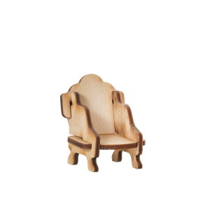 Кукольная мебель. Кресло