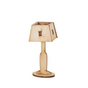 Кукольная мебель. Лампа