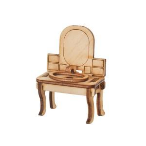Кукольная мебель. Туалетный столик