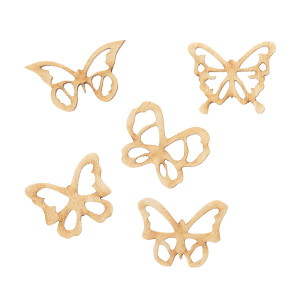 Набор бабочек мал.