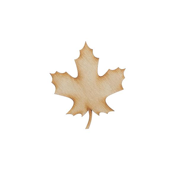 Кленовый лист 10*9 см