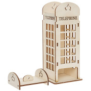 Чайный домик Телефонная будка
