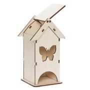 Чайный домик мини с бабочкой
