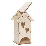 Чайный домик мини с сердечками