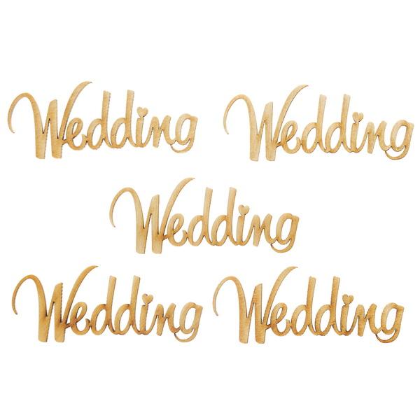 """Декоративный элемент """"Wedding"""""""