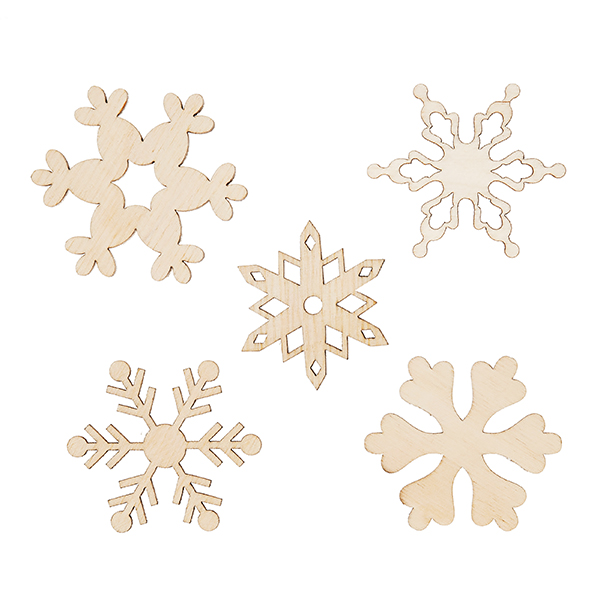 Снежинки (набор)