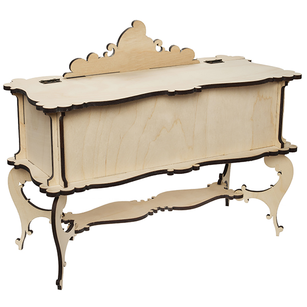 Шкатулка столик №1