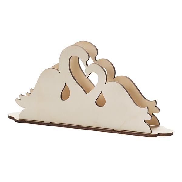 Подставка для салфеток лебединая верность