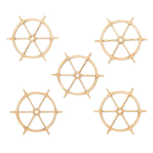 Декоративный элемент Штурвал