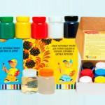 Фото акриловых красок для детей