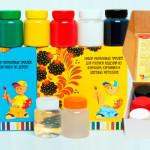 Акриловые краски в Санкт-Петербурге для детей