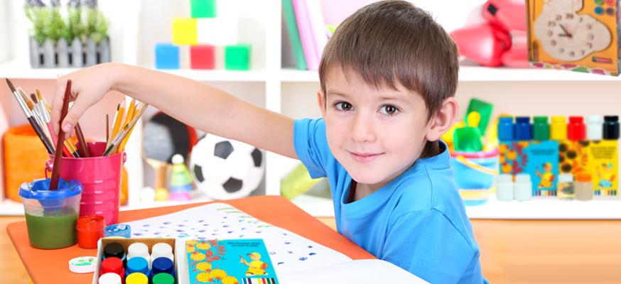 Лучшие товары для детского творчества