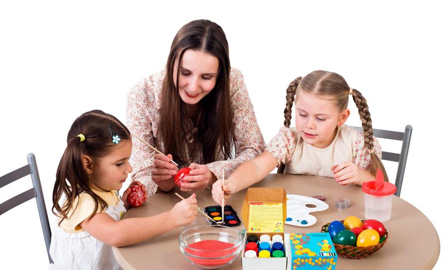 Товары для творчества для детей