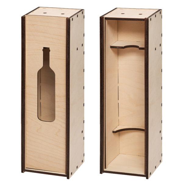 202074 Упаковка для вина с бутылкой