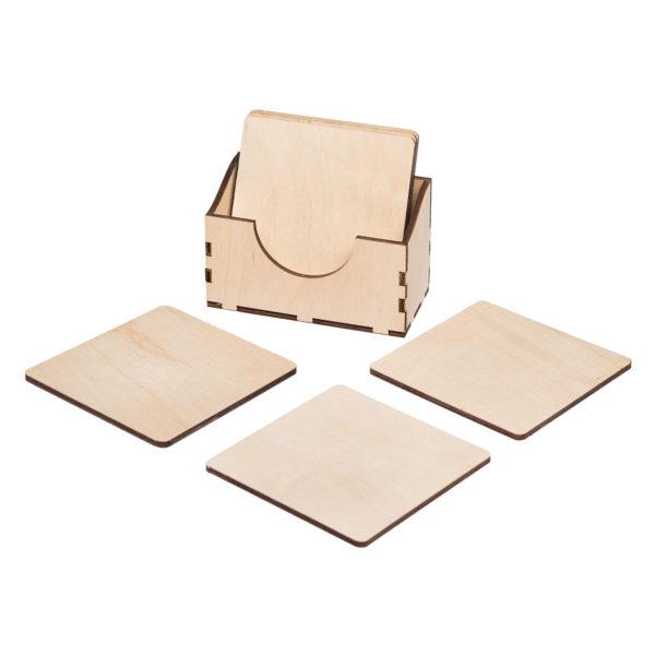 202175 Подставка под горячую посуду №1 (набор+коробка)