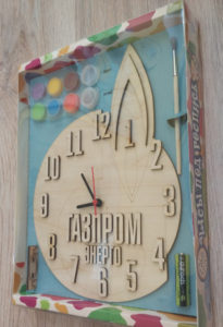 Предлагаем наборы с часами по Вашему эскизу, дизайну или идее!