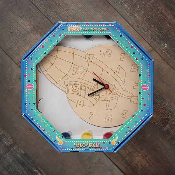 207610 Набор Чудо- часы Дирижабль