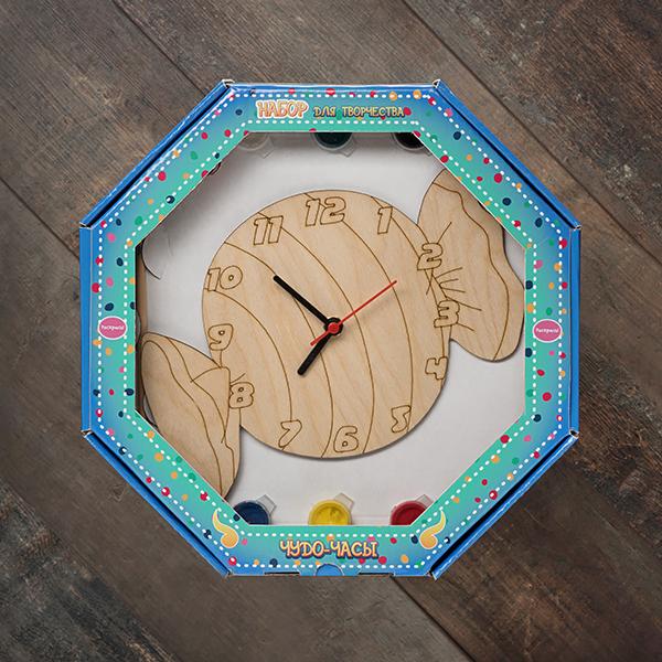 207619 Набор Чудо- часы Конфета