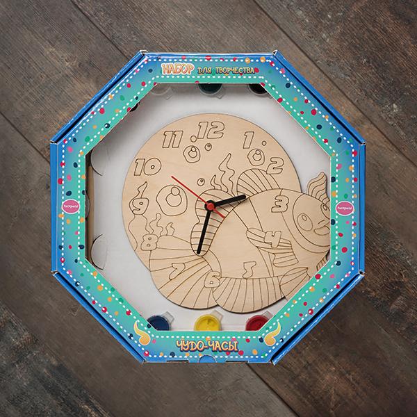 207624 Набор Чудо- часы Рыбка