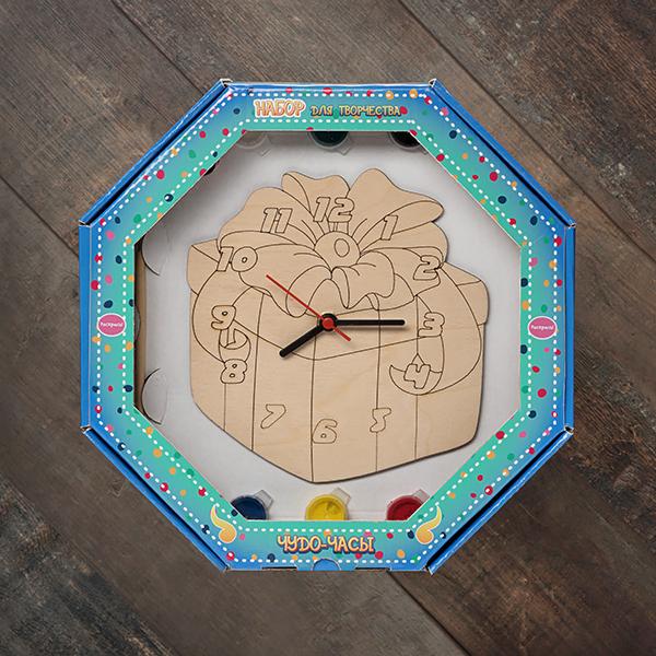 207627 Набор Чудо- часы Подарок